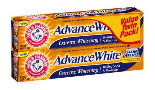Arm&Hammer ホワイトニング歯磨き粉