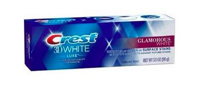 CREST 3D WHITE ホワイトニング歯磨き粉