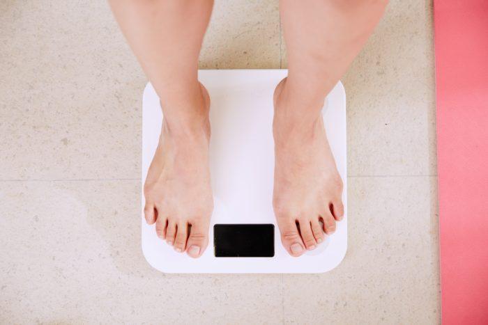 短期間ダイエット体重計