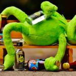 ネイティヴの「酔っ払う」【1日1スラングフレーズ♡英語発音と例文 100】