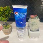 【クレスト・センソダイン】おすすめのアメリカ製ホワイトニング歯磨き粉【成分 使い方 効果】