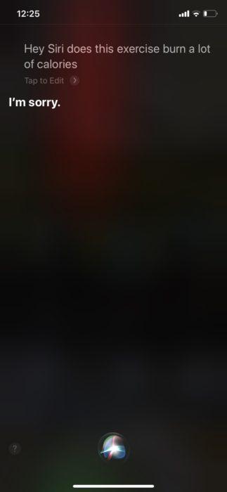 Siri 英語モード